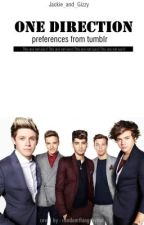 One Direction Preferences from Tumblr by Jackie_and_Gizzy