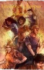 The Heroes of Olympus Challenge! by LesGeek
