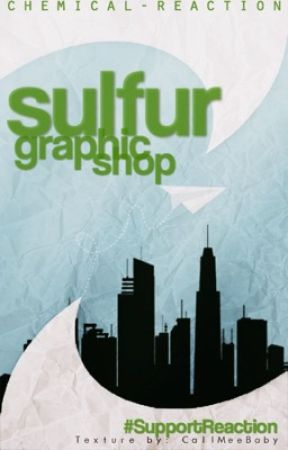 Sulfur Graphic Shop | #SupportREACTION by chemical-graphics