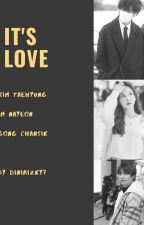 It's Love - Taehyung&Nayeon ✔️ by DiniRizky7