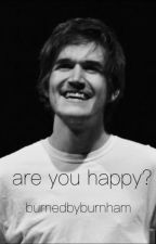 Are You Happy? // Bo Burnham Fanfiction by burnedbyburnham