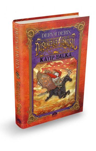 DÜŞÜNCELER GÖMÜSÜ - KAYIP HALKA by DeryaDerin6
