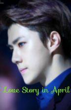 Love Story in April  by Sunny_Hun
