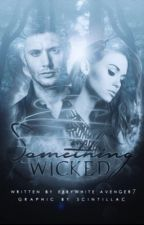 Something Wicked • Dean Winchester • by EbbyWhite_Avenger7