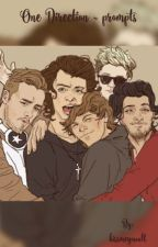 One Direction ~ prompts by kissmeyouall