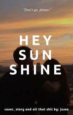 hey, sunshine! | k. jongdae by zeejungs