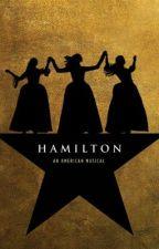 Hamilton x Reader by tffion