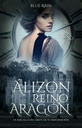 ÁLIZON Y EL REINO DE ÁRAGON: El Amuleto De Los Deseos  © by __Blue_Rain__