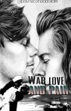 War, Love and Pain   Larry Stylinson by paynecondadoboliam