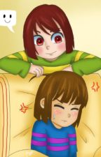 Ask Chara & Frisk! PL ~ by Wika159PL