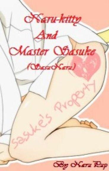 Naru-kitty and Master Sasuke (SasuNaru)