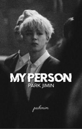 MY PERSON || P. JIMIN ✓ by pabonim