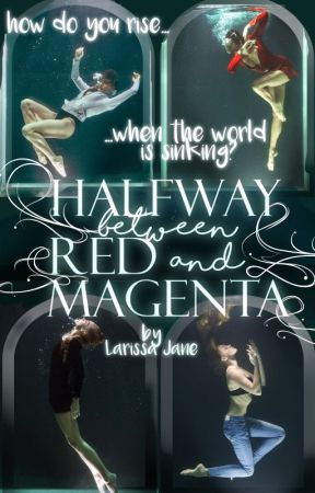 Halfway Between Red And Magenta by larissajay
