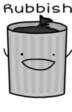 Rubbish bin by The_Writing_Dragon