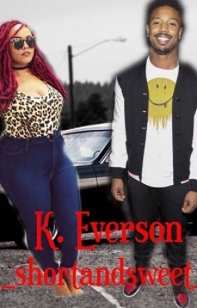K. Everson by FluffDaddyJay