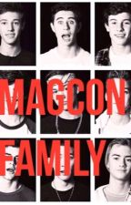 Magcon family's  by bugheadisreal
