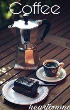 Um café amargo e um doce by hwrrthoran