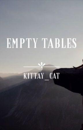 Empty tables ➤ Blaico by kittay_cat