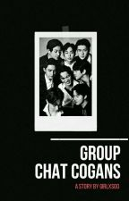 Group Chat Cogans⚫EXO by girlxsoo
