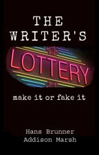The Writer's  Lottery by HotelLionheart