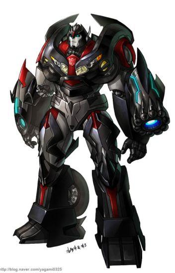 Ironhide Joins Team Prime - RatchetxIronhide - Wattpad