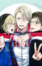 Victor x Yuri Fanfic (Yuri!! On Ice) by ___RandomAnime___