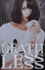 DEATHLESS ► JASPER HALE [C.S] by wayneximoff