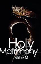 Holy Matrimony  by Pfunzo18