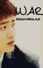 War by Jeonja_Meol_Kei