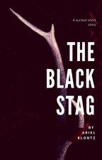 The Black Stag by arielklontz