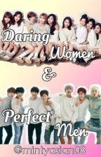 Daring Women & Perfect Men | BangTwice by mintyasian08