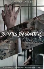 «devil's daughter» twd ; negan's daughter x carl by mauvesunsets