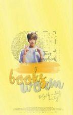 دودَة الكتُب | Books worm by rtoleen