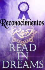 Reconocimientos by ReadInDreams