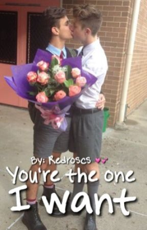 You're the one I want by redroscs