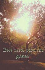 Eres Raro, Pero Me Gustas. (Sebas & Tú) by lFireCanela