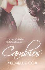 Cambios (#ColoredAwards2017) by QueenMichelleOda
