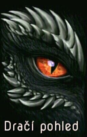 rudé oči