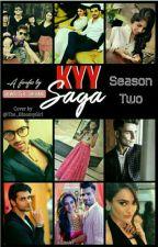 Kyy Saga: Season 2 #wattys2019 by writer_shivani