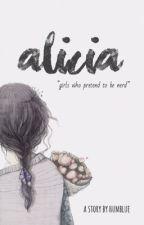 ALICIA  by Queenzyran