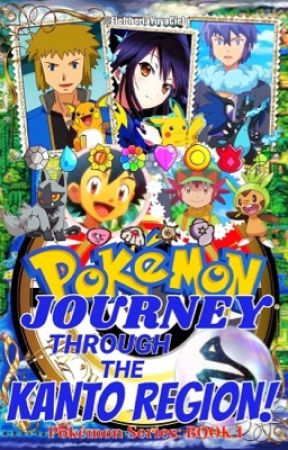 Pokémon Journey Through the KANTO REGION! by EleftheriaYuyaCielo