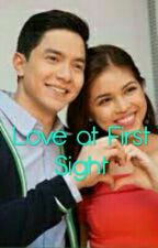 Love at First Sight ( Complete ) by Ilovemaichardforevs