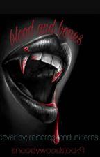 Blood and Bones (Sans X Vampire!reader) by SnoopyWoodstock9