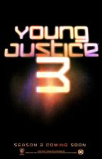 Young Justice Season Three by Lizardgurl