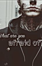 What are you afraid of? (Tate Langdon x Reader) by AssbuttMeeMee