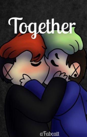 Together (Antiseptiplier/Danti) Book 2