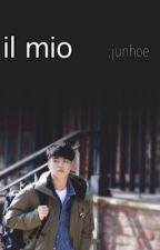 Il Mio ;junhoe by blacatbs