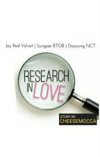 Research in Love [ysj.psy] ✔ by cheesemocca