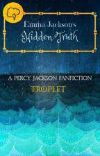 Emma Jackson's Hidden Truth (GirlxGirl, Lesbian) (Percy Jackson) by Troplet