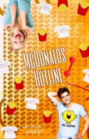 McDonald's Hotline by seaingly-